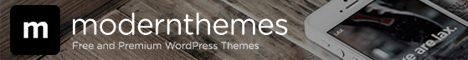 Modern Themes - Free and Premium WordPress Themes