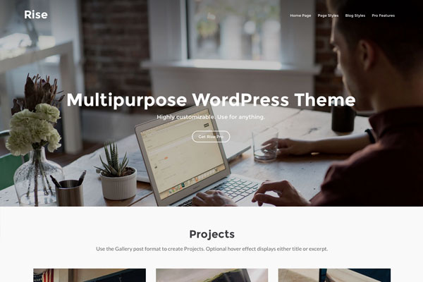 Modern Themes - Our wonderful team of wordpress themes.